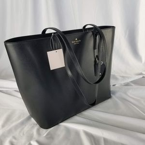 KATE SPADE  Janie medium tote black color